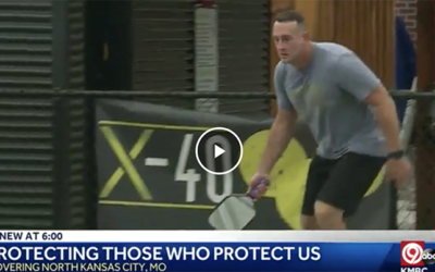 KMBC News Story: Protecting Firefighters From Cancer
