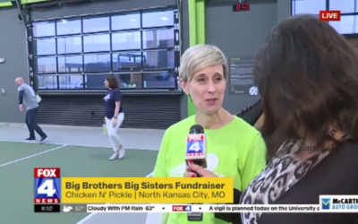 Big Brothers Big Sisters Fundraiser at Chicken N Pickle